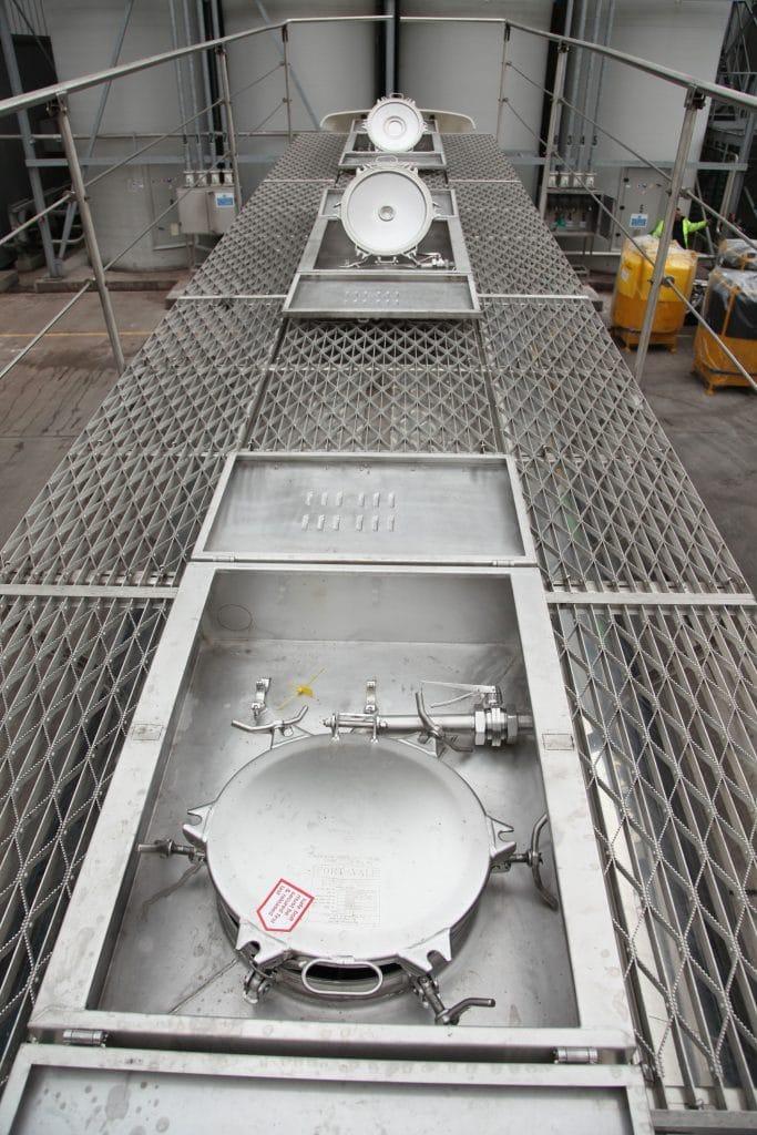 Full ground level operation