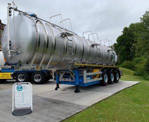Whale Vacuum Tanker